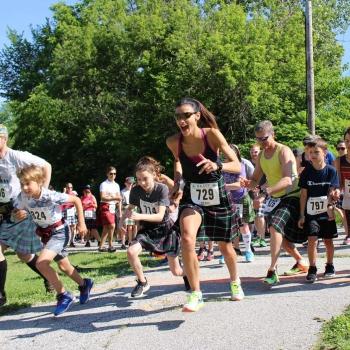 Charity Kilt Walk & Run