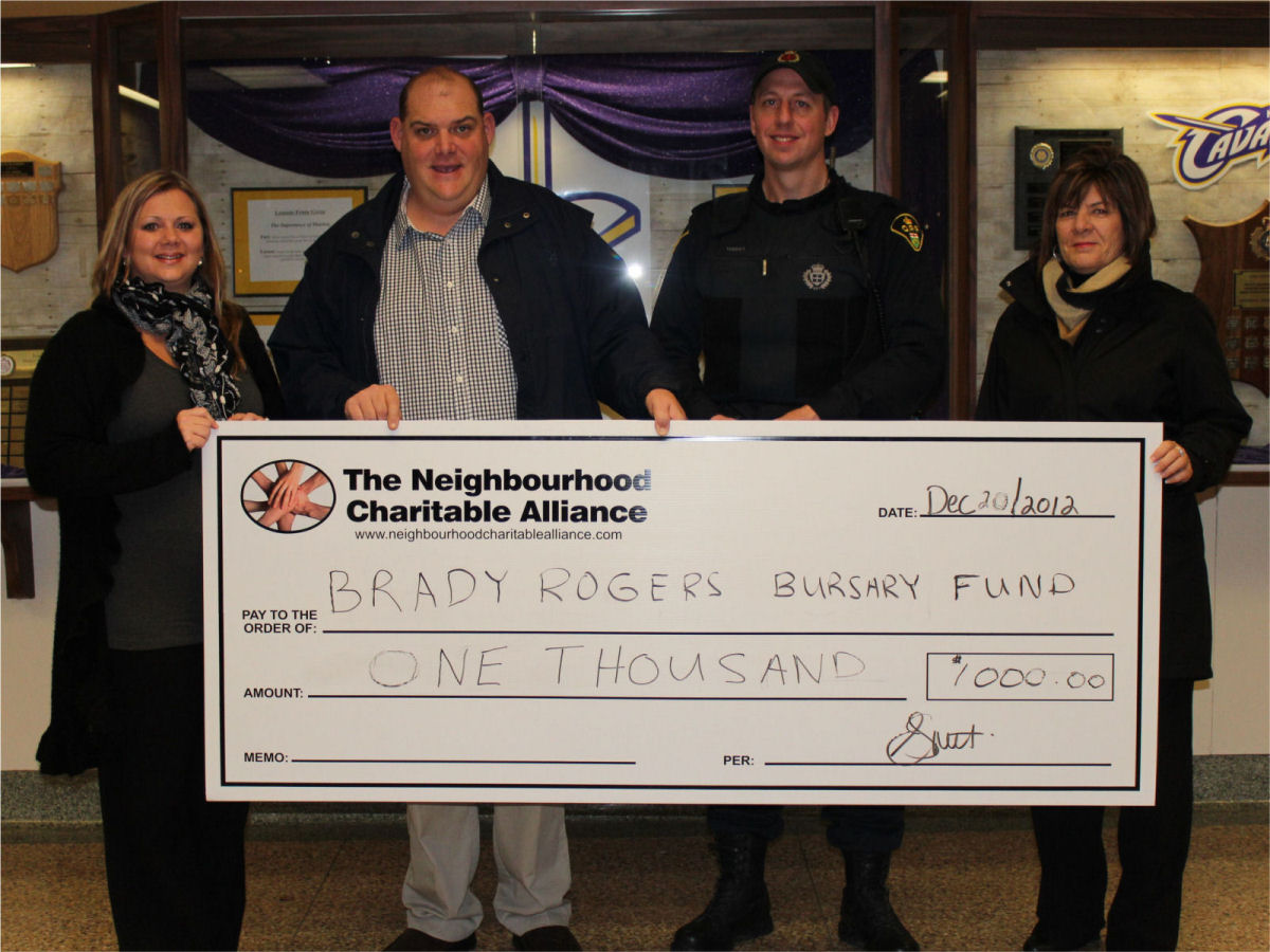 Brady RogersBursary Fund