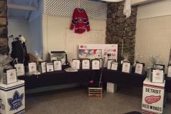2015Raffle prizes