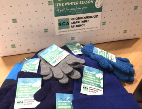 Mittens and Toques Donation