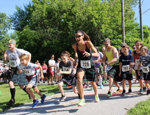 2019 Kingsville Charity Kilt Run